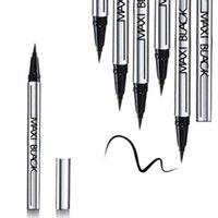 best liquid eye liner - Hot Black eye liner Makeup tools accessories Not Dizzy Waterproof Liquid Eyeliner Pencil best quality eyeliner to eye permanent