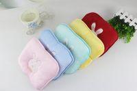 Wholesale baby pillow infant newborn baby anti migraine correction