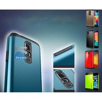 al por mayor cubierta delgada iphone5-Cubierta dura de la caja del teléfono de la armadura delgada híbrida para el iPhone 5 5S 5C iphone5 4 para S4 nota3 S4 nota3 S5 S 5 Paquete de LG G3 NEXUS5 M8 OPP