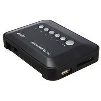 avi audio format - Multi Media High Definition Player Full Formats HDMI P HD Video YPbPr USB AV SDHC MKV RM RMVB AVI Universal Audio Equipments