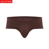 Modal Boxers Xl for sale - 2016 Cotton Underwear Men Boxer Briefs Men Pouch U Convex Underpants Modal Sexy Low Waist Briefs Shorts Men Pants