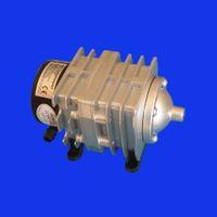 45L / min 25W elétrico magnético compressor de ar para aquário e gerador de ozônio + frete grátis