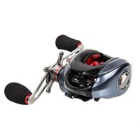 Wholesale Trulinoya DW1000 plus BB Left Right Hand Fishing Bait Casting Reel with One Way Clutch Magnetic Brake Wheel