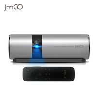 Wholesale 2016 Rushed Promotion Dlp Engineering Gaming No Hdmi Video Projector Jmgo Nut P2 Portable Projector p Hd Home Smart Wifi Office Theater