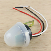 auto ac pressure - Adjustable Auto Photo Control Sensor Light Switch Rainproof AC V A