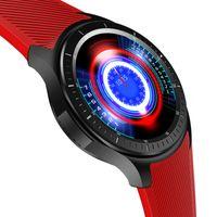 Smart Watch téléphone DM368 SIM 3G Wifi Gps MTK6580 Android 5.1 Quad Core Bluetooth Cardiofréquencemètre pour téléphone IOS
