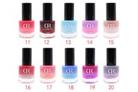 Wholesale Fashion NEW Luminous Nail Art Polish Varnish Nail Polish Lacquer Colors Can Choose