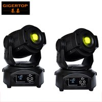american power equipment - TIPTOP xLot American Dj Equipment W Led Moving Head Light Rotating Static Gobo Wheel Interchangeable Pattern Luminus Power
