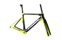 Wholesale Superteam full carbon frame new Toray T700 road bike frame with UD glossy matte bicycle road frame