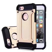 achat en gros de samsung case-Etui de protection pour S8 Plus S7 S6 Edge Note 5 J5 J7 Premier Iphone 7 6S Plus 5S / SE Mate 9