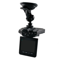 Wholesale 2 P H198 Car DVR Camera car Dash cams Car DVR recorder night version Video Recorder dash Camera IR LED