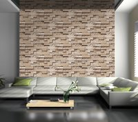 Wholesale d brick wallpaper for walls where to buy beautiful home interior decorative wallpaper for living room