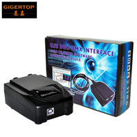 Wholesale TIPTOP Freeshipping Martin Light jockey USB DMX DJ Controller Martin lightjockey Pin USB DMX Controller led stage light