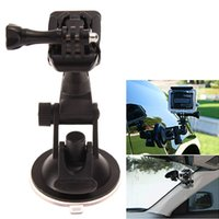 Wholesale Universal Mini Car Suction Cup Mount Tripod Holder Car Mount Adapter for GoPro HD Hero Accessories