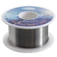 Wholesale Hot Sale mm Tin Solder Soldering Welding Iron Wire Lead Melt Rosin Core Flux Reel