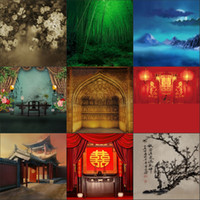 ancient china photos - 2017 X10ft Vinyl Prop China Ancient Building Scenic Photos Backdrops Camera Portrait Backgrounds Computer Printed Photography
