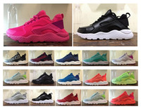 art surfaces - Air Cushion Lightweight Big Mesh Surface Huarache Ultra Run Mesh Breathe Running Shoes For Men And Women s Huaraches Running Sneakers