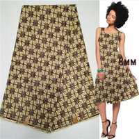 Wholesale 2017 new arrival african wax cotton fabric soft for crafts materials yard lotAN