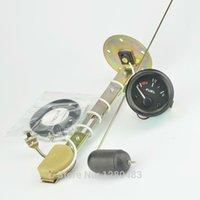 Wholesale Universal car Fuel level Gauge Auto Car Fuel Gauge Black Fuel level Auto gauge Meter
