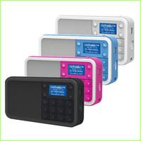 Wholesale PANDA DS digital jukebox card small portable mini digital speakers sound on the radio