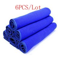Wholesale New Arrival cm Soft Microfiber Cleaning Towel Car Auto Wash Dry Clean Polish Cloth Car Styling
