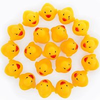 bathtub cheap - Wholeslea Cheap Baby Bathtub Toys Mini Yellow Duck Toys Gift For Kids Fast Delivery Bottom Price Bath Toy For Children