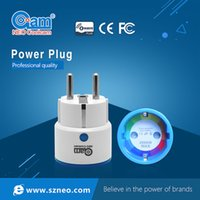Wholesale NEO Coolcam Z Wave Sensor Smart Power Plug with Z Wave series and series Home Automation