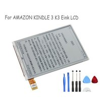 as pic amazon stock - New Original quot ED060SC7 LF C1 E ink LCD Display For Amazon Kindle K3 Ebook Reader Large amount in stock