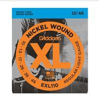 Wholesale Electric Guitar Strings XL Nickel Wound EXL110 EXL115 EXL120 EXL125 EXL130