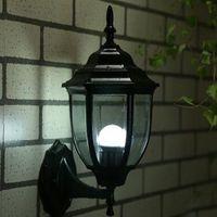 aurora outdoor lighting - Outdoor lamp European wall lamp modern simple outdoor waterproof courtyard lamp retro landscape lighting led lighting aurora LLFA
