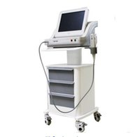Wholesale FDA standard cartridges HIFU face machine High Intensity Focused Ultrasound face lifting wrinkle removal beauty system LLFA
