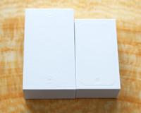 al por mayor 6s iphone enchufe-Caja directa al por mayor de la fábrica del teléfono celular caja vacía de la caja al por menor para Iphone 5 6 6s 6s más 7 7s más con el enchufe completo de los usos de los EEUU