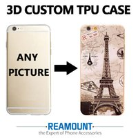 Cheap For Palm 3D UV printing case Best Silicone Customize Luxury TPU DIY 3D Case
