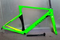 Wholesale Aeroad RED painting Aeroad SLX canyon Road Bicycle Frame Carbon Frame Size XXS XS S M L available colors for choice