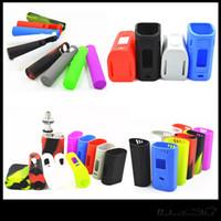 Wholesale Top Quality Multicolor Silicone eGo AIO Smok Alien G Priv W AL85 iStick Pico W RX Fuchai W RX300 Case