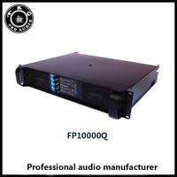 Wholesale DHL shipping Excellent LAB GRUPPEN FP10000Q speaker karaoke bar stage sound audio W channels amp dj equipment china amplifier lab
