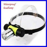 Q3 Zoom In Rechargeable Headlamp GD27 Highlight Diving Headlights 10W Waterproof Headlight LED Charging Head Magnetic Switch Aluminum Alloy Angle Adjustable out228