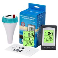 Wholesale Yaomeng Digital Wireless Floating Hydrotherapy Spa Thermometer With Remote Sensor