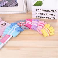 apparel winter glove - Baby Winter keep warm Coral fleece Mittens Infant Gloves Children Finger Gloves Thermal Gloves Apparel Accessories WA1671