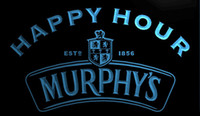 beer tree - LS1282 b Murphy s Happy Hour Beer Bar Neon Light Sign jpg