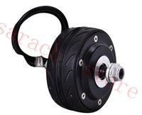 Wholesale 4 quot W V electric wheel hub motor wheel electric scooter motor electric sakteboard conversion kit