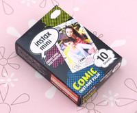 Wholesale Instax Mini Comic Instant Film For Mini s s Polaroid Instant Camera