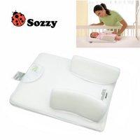 Wholesale Baby Pillow Anti Roll Infant Sleep Positioner months Newborn Sleeping Nursing Pillow Vent Sleep System