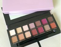 Wholesale High quality hot new Makeup color eyeshadow palette with code