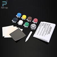 Wholesale Auto Car Seat Sofa Crack Rip No Heat Liquid Leather Vinyl Repair Kit Car Paint Care Tool Kit