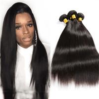 al por mayor señoras de las extensiones brasileñas-La hada brasileña del pelo de la Virgen 8