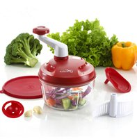 Wholesale Manual Multifunctional Vegetables Masher Meat Grinder Garlic Masher kitchen Artifact Kitchen Small Home Appliance