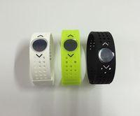 Wholesale Free DHL Newest silicone bracelets Energy Power sports bracelets for women men Colorful rubber bracelets with Retail Box