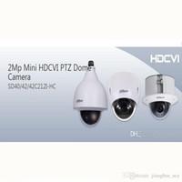 DAHUA IP66 (al aire libre), IK10, OSD 2Mp Mini HDCVI Cámara domo PTZ 1080P HDCVI 12X PTZ cámara DAHUA SD42C212I-HC