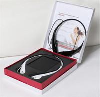 1pcs TOP CSR4.0 Hight tono de la calidad HBS800 se divierte el auricular sin hilos estéreo del receptor de cabeza de Bluetooth Auriculares LARGO del TIEMPO DE TRABAJO para la PC de la tabla de los teléfonos